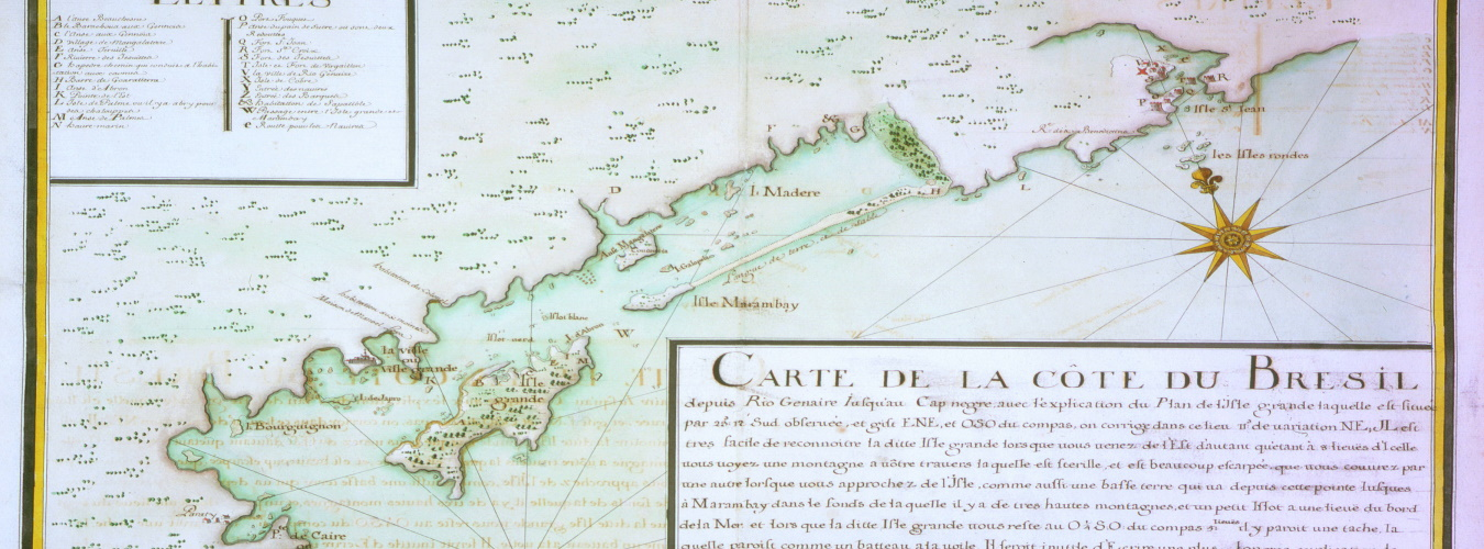 Cartes marines. Newberry Ayer MS Map 30, Sheet 55.
