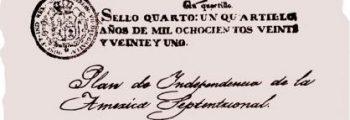 1821, February 24/24 de febrero
