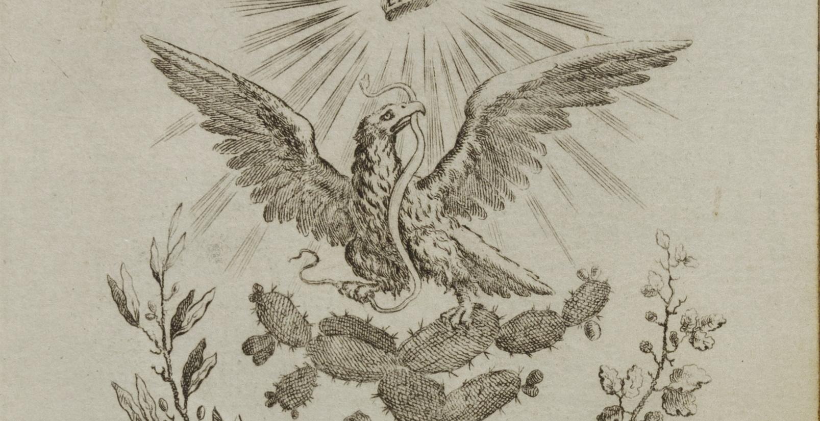 Constitución federal de los Estados Unidos Mexicanos, 1824. Newberry Graff 2767.